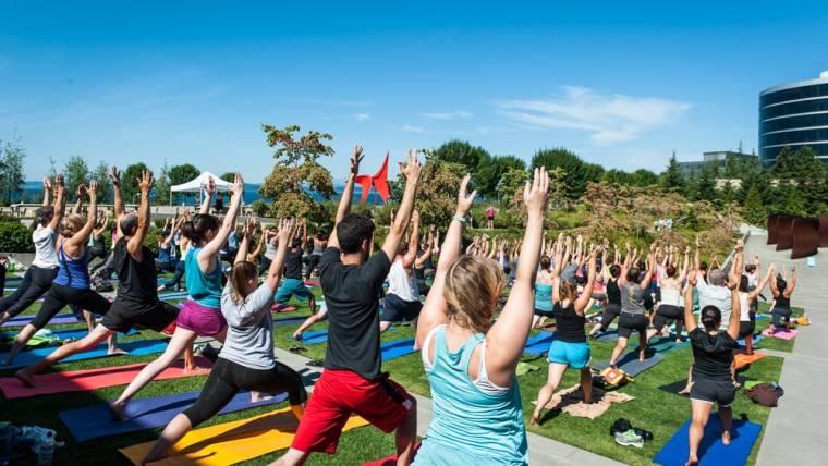 September Yoga